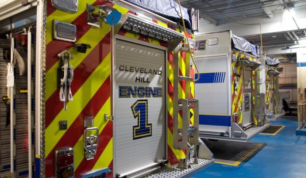 Cleveland Hill Fire Dept