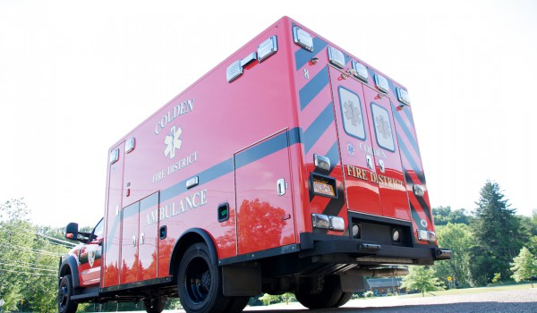 Colden Fire District