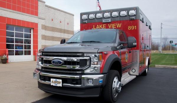 Lake View Fire District