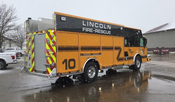 Lincoln Vol Fire Dept