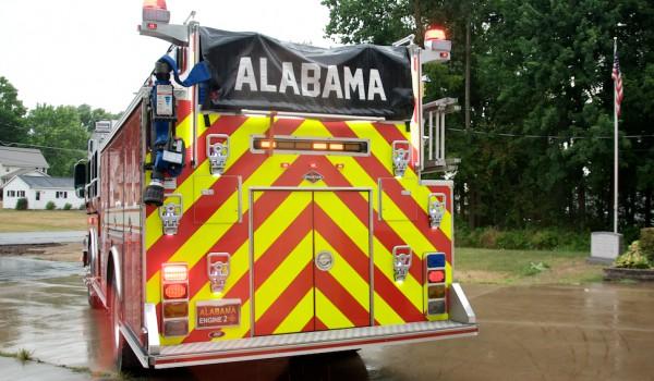 Town of Alabama Fire Dept