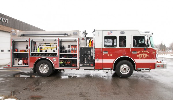 Walworth Fire District #1