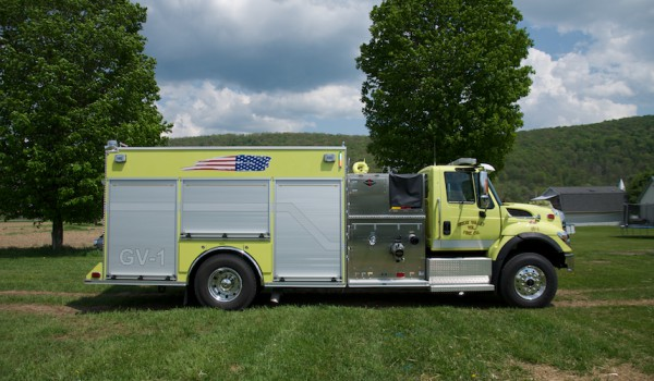 Great Valley Fire Dept