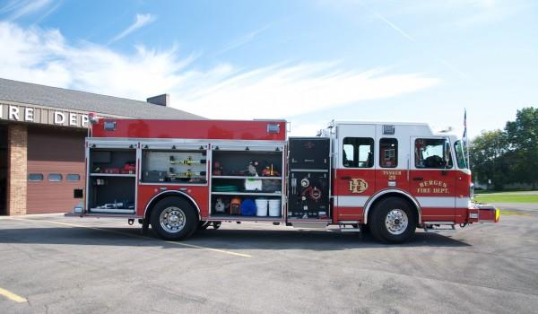 Bergen Fire Dept & Rescue Squad