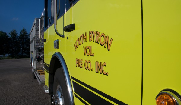 South Byron Vol Fire Dept